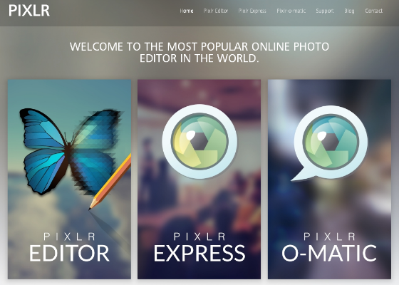 Pixlr.com