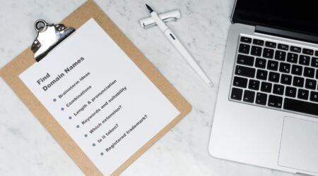 Kako izabrati naziv domene za web ili blog?
